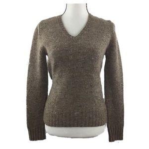Express Lambs Wool Pullover Sweater Size Medium